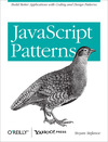 Livre numérique JavaScript Patterns