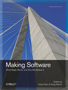Livre numrique Making Software