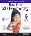 Livre numrique Head First 2D Geometry