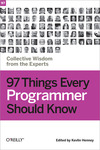 Livre numrique 97 Things Every Programmer Should Know