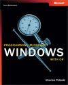 Livre numrique Programming Microsoft  Windows with C#