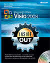 Livre numrique Microsoft Office Visio 2003 Inside Out