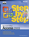 Livre numrique Microsoft Office Access 2003 Step by Step