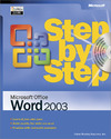 Livre numrique Microsoft Office Word 2003 Step by Step