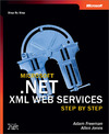 Livre numrique Microsoft .NET XML Web Services Step by Step