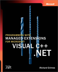 Livre numérique Programming with Managed Extensions for Microsoft® Visual C++® .NET