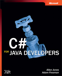 Livre numérique C# for Java Developers