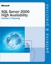 Livre numrique SQL Server 2000 High Availability Volume 1: Planning