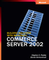 Livre numrique Building Solutions with Microsoft Commerce Server 2002