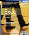 Livre numrique Microsoft Excel Data Analysis and Business Modeling