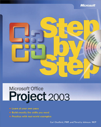 Livre numérique Microsoft® Office Project 2003 Step by Step