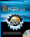 Livre numrique Microsoft Office Project 2003 Inside Out
