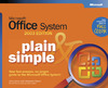 Livre numrique Microsoft Office System Plain &amp; Simple -- 2003 Edition