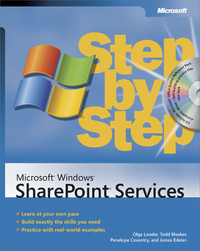 Livre numrique Microsoft Windows SharePoint Services Step by Step
