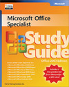 Livre numrique Microsoft Office Specialist Study Guide Office 2003 Edition