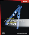 Livre numrique Microsoft .NET Development for Microsoft Office