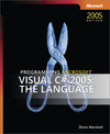 Livre numérique Programming Microsoft® Visual C#® 2005: The Language
