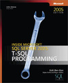 Livre numrique Inside Microsoft SQL Server 2005