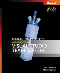 Livre numérique Managing Projects with Microsoft® Visual Studio® Team System