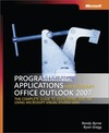 Livre numrique Programming Applications for Microsoft Office Outlook 2007