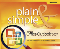 Livre numérique Microsoft® Office Outlook® 2007 Plain & Simple