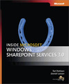 Livre numrique Inside Microsoft Windows SharePoint Services 3.0