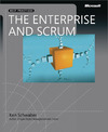 Livre numrique The Enterprise and Scrum