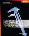 Livre numrique Embedded Programming with the Microsoft .NET Micro Framework