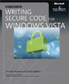 Livre numrique Writing Secure Code for Windows Vista