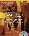 Livre numérique Microsoft® Office Excel® 2007: Data Analysis and Business Modeling