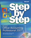 Livre numrique Microsoft Office Accounting Professional 2007 Step by Step