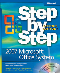 Livre numrique 2007 Microsoft Office System Step by Step