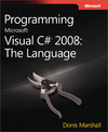 Livre numérique Programming Microsoft® Visual C#® 2008: The Language