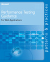 Livre numrique Performance Testing Guidance for Web Applications