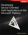 Livre numrique Developing Service-Oriented AJAX Applications on the Microsoft Platform