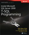 Livre numrique Inside Microsoft SQL Server 2008: T-SQL Programming