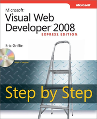 Livre numérique Microsoft® Visual Web Developer™ 2008 Express Edition Step by Step