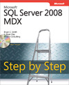 Livre numrique Microsoft SQL Server 2008 MDX Step by Step