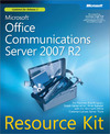 Livre numrique Microsoft Office Communications Server 2007 R2 Resource Kit