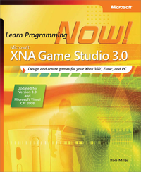 Livre numérique Microsoft® XNA® Game Studio 3.0: Learn Programming Now!