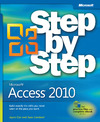 Livre numrique Microsoft Access 2010 Step by Step