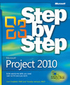 Livre numrique Microsoft Project 2010 Step by Step