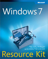 Livre numérique Windows® 7 Resource Kit