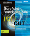 Livre numrique Microsoft SharePoint Foundation 2010 Inside Out