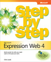 Livre numrique Microsoft Expression Web 4 Step by Step