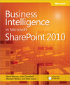 Livre numérique Business Intelligence in Microsoft® SharePoint® 2010