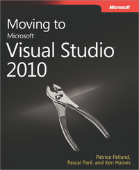 Livre numrique Moving to Microsoft Visual Studio 2010