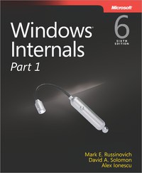 Livre numrique Windows Internals, Part 1