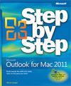 Livre numrique Microsoft Outlook for Mac 2011 Step by Step