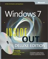 Livre numérique Windows® 7 Inside Out, Deluxe Edition